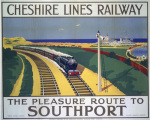 Southport - Cheshire Lines Railway by National Railway Museum