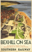 Bexhill-on-Sea - From the Air