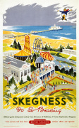 Skegness - From the Air by National Railway Museum