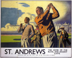 St Andrews - Golf