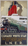 Cunard White Star - LNER