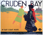Cruden Bay - Golf Bunker by National Railway Museum