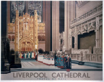 Liverpool Cathedral - Procession