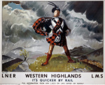 Western Highlands - Rob Roy