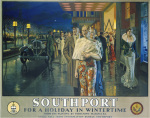 Southport - Holiday in Wintertime by National Railway Museum