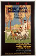 Perry Barr Birmingham - Greyhound Racing 1928