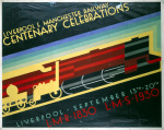 Liverpool and Manchester Railway - Centenary 1930