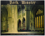 York Minster - Stained Glass by National Railway Museum