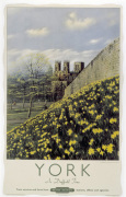 York - Daffodil Time by National Railway Museum