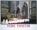 York Minster - Choir