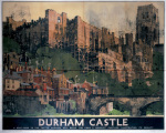 Durham Castle by National Railway Museum
