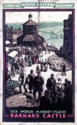 Old World Market-Places - Barnard Castle by National Railway Museum