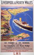 Liverpool-Llandudno Ferry