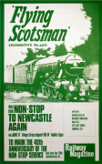 Flying Scotsman - Railway Magazine by National Railway Museum