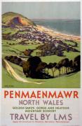 Penmaenmawr North Wales