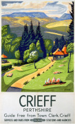 Crieff, Perthshire by National Railway Museum
