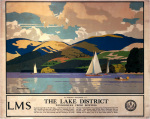 The Lake District - Windermere from Bowness by National Railway Museum