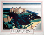 Felixstowe by National Railway Museum