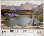 The Lake District - Rest and Quiet Imaginings by National Railway Museum