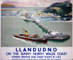 Llandudno - Pier by National Railway Museum