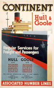 The Continent via Hull and Goole II