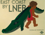 East Coast by LNER - George and the Dragon