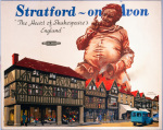Stratford upon Avon - Heart of Shakespeare's England by National Railway Museum