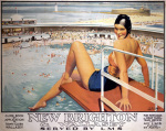 New Brighton and Wallasey - Swimming Pool by National Railway Museum