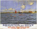 Brighton and Hove - Canoes