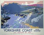 Yorkshire Coast near Whitby