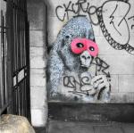 Banksy - Gorilla