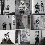 Banksy - Collage II
