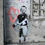 Banksy - Angel