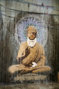 Banksy - Buddah by Panorama London