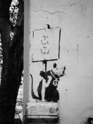Banksy - Hayne Street by Panorama London