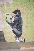 Banksy - Leake Street DIY by Panorama London