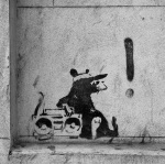 Banksy - Moorfields by Panorama London