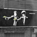 Banksy - Old Street 1