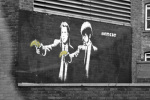Banksy - Old Street 3 by Panorama London