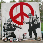 Banksy - Parliament Square 2