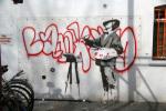 Banksy - Portobello Artist