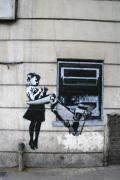 Banksy - Rosebury Avenue