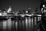 St Pauls and Thames