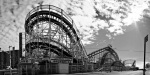 Cyclone - Coney Island by Panorama London