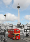 Trafalgar Square by Panorama London