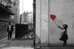 Banksy - Vestry Street (B&W)
