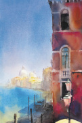 Red Palace, Grand Canal by Cecil Rice