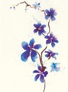Oriental Blossom by Summer Thornton