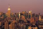 Manhattan Skyline by Richard Berenholtz