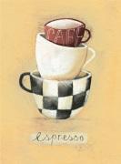 Cafe Espresso by Nicola Evans